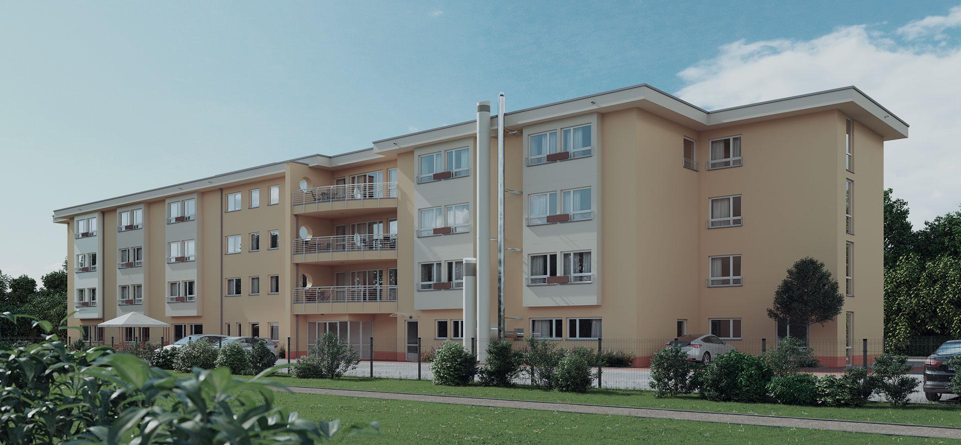 Pflegezentrum Magdeburg