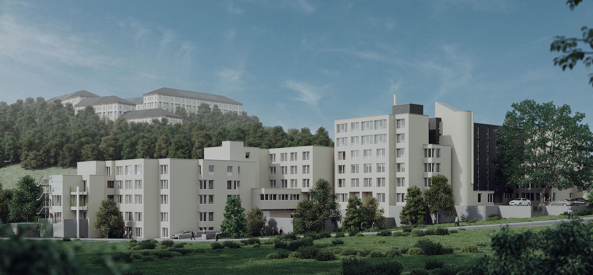 Betreutes Wohnen Siegburg